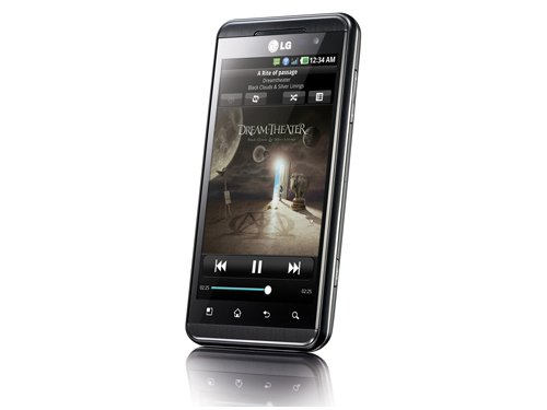 LG Optimus 3D is listed among the TOP Dual sim android phones