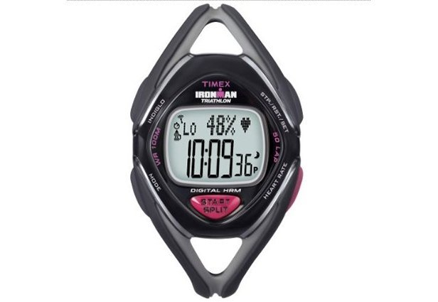 Timex Women's Ironman Race Trainer Heart Rate Monitor Watch for Cyber Monday
