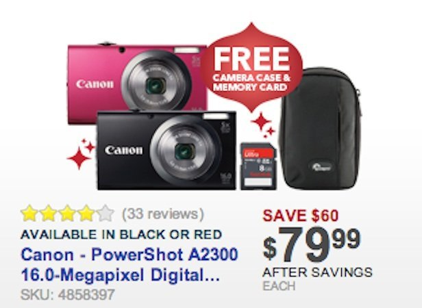 Best Buy Black Friday offer