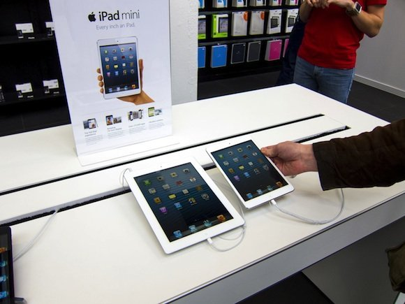 The Apple iPad mini competitors