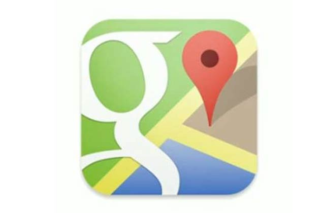 Google Maps for iOS Devices