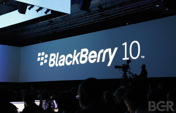 blackberry 10 progress